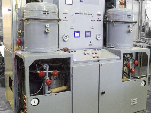 СГН-2.4.2/13 И2 — Электропечь сопротивления двухколпаковая водородная